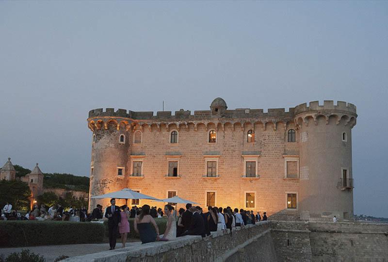 Aste Sfilate di moda Castello Odescalchi Ladispoli