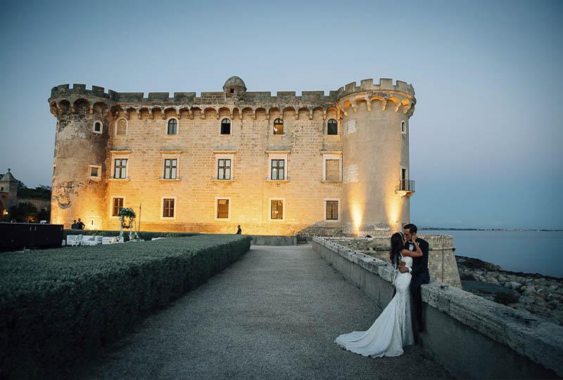 Organizzazione Matrimoni Castello Odescalchi Ladispoli